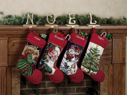 Personalized Christmas Stockings A Home Like No Other