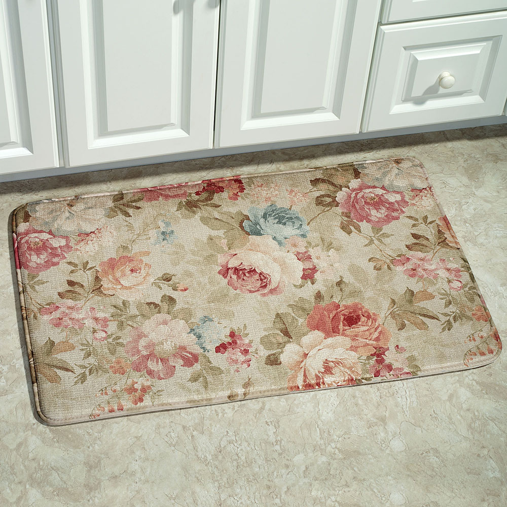 stand in comfort with memory foam kitchen cushion floor