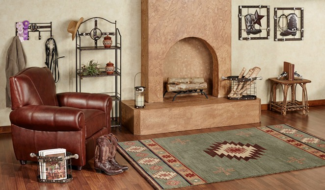 Laredo Collection of Western Home Decor