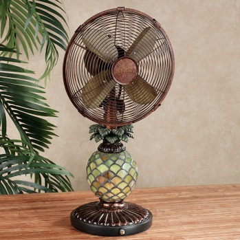 Pineapple Table Fan
