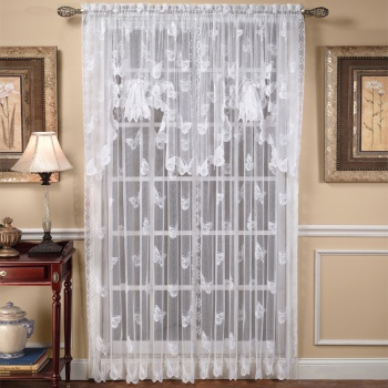 Butterfly Sheer Window Treatment