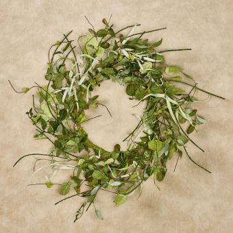 Spring Green Wreath