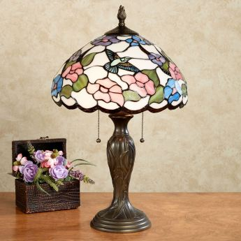 Sweet Nectar Hummingbird Lamp