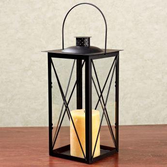 Coach Lantern Candleholder