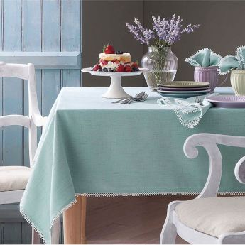 French Perle Table Linens