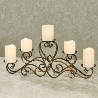 Georgiana Tabletop Candelabra