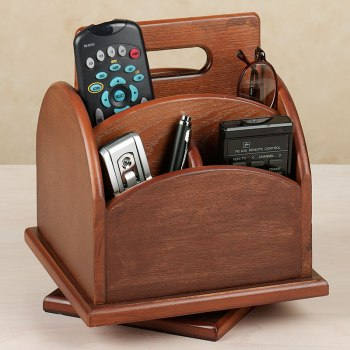 Remote Control Organizer Caddy