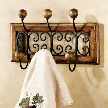 Milan Wall Hook Rack