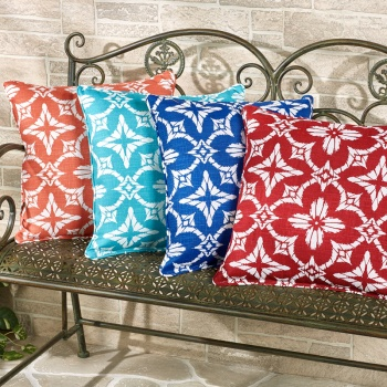 Aspidodras Indoor Outdoor Decorative Pillows