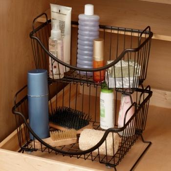 Paxton Bathroom Storage Baskets