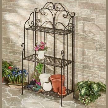 Fruitful Love Outdoor Display Shelf
