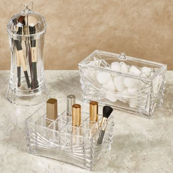 Ellena Makeup Organizer Set