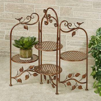 Maury Leaf Plant Stand