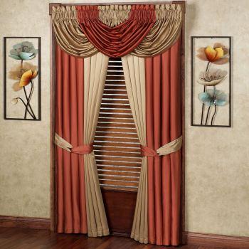 Cinnabar Curtains