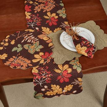 Amison Fall Table Linens
