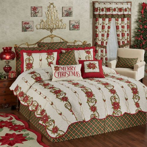 Holiday Traditions Bedding