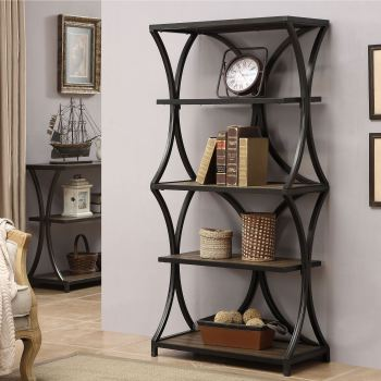 Carter Five Tier Shelf