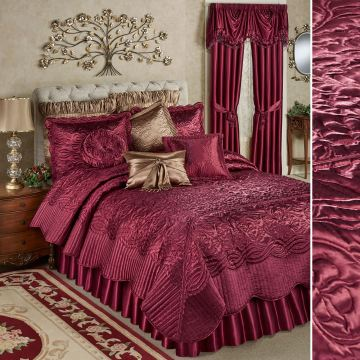 Prima Ruby Coverlet Set Bedding