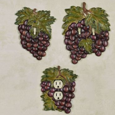 Grape Harvest Switchplates