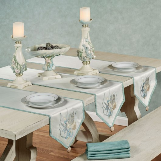 Coastal Dream Table Runner