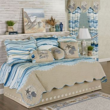 Coastal View Daybed Bedding Set