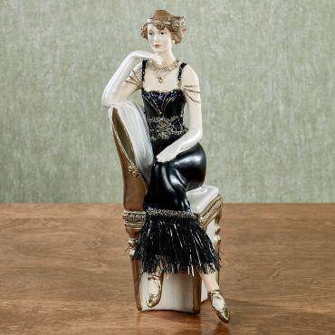 Exquisite Composure Lady Figurine