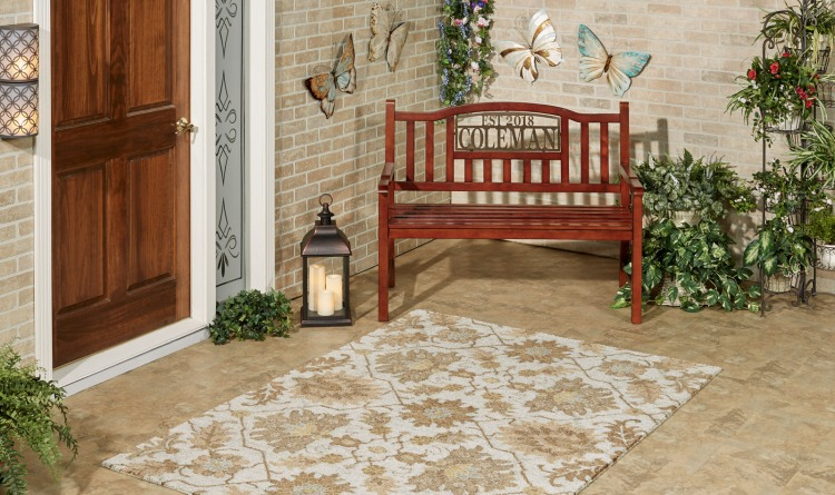 Zoelynn Patio Entryway