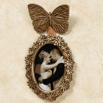 Papillon Butterfly Wall Photo Frame