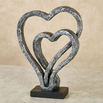 Our Hearts As One Sculpture