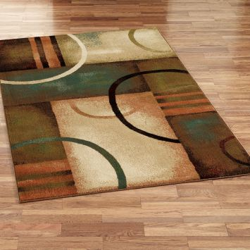 Beckett Abstract Area Rug