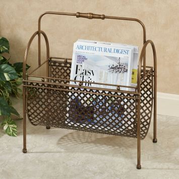 Nolah Magazine Rack