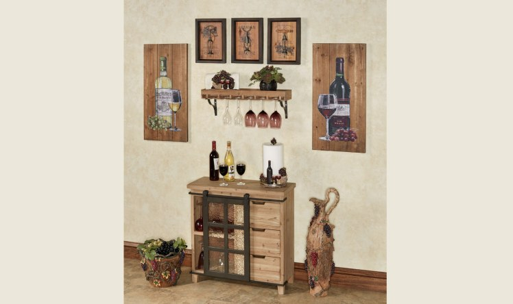 Vintage Home Wine Bar