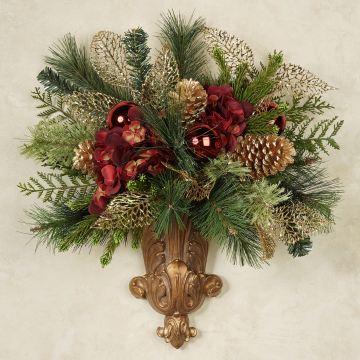 Enchanting Medley Holiday Wall Pocket