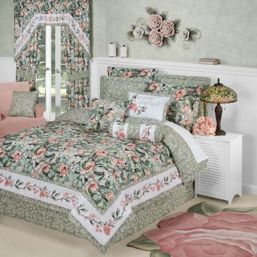 Catalina Floral Comforter Bedding