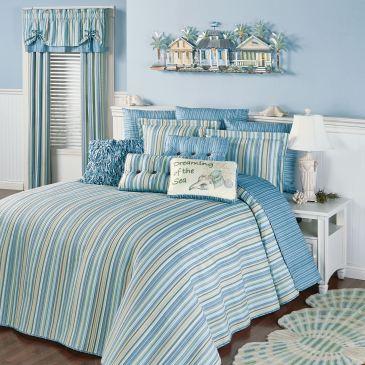 Clearwater Coastal Bedspread