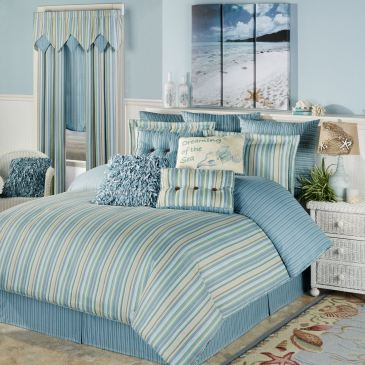Clearwater Coastal Comforter Set