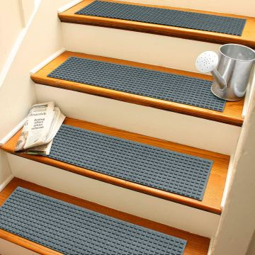 Squares WaterHog Stair Tread Set