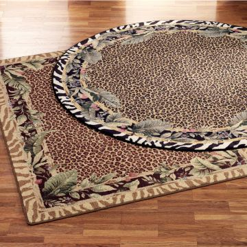Jungle Safari Area Rugs