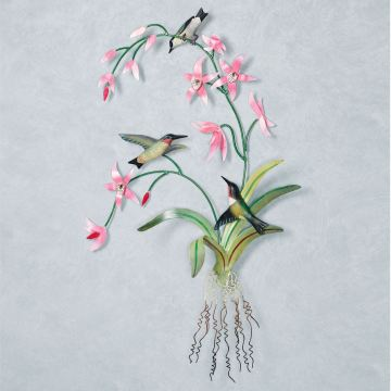 Delicate Hummingbird Wall Art
