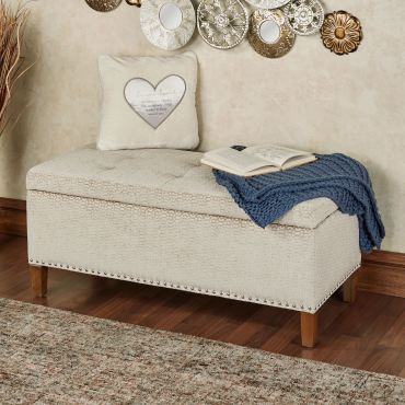 Isabella Storage Bench