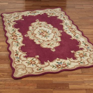 Celia Rose Aubusson Area Rug