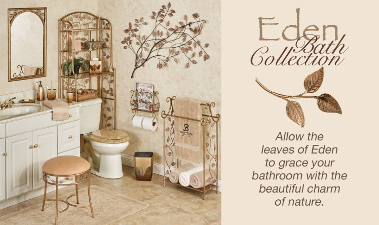 Eden Bath Collection