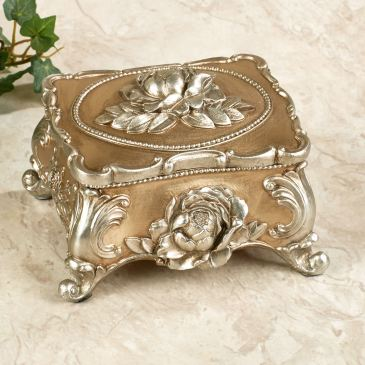 Marianne Decorative Covered Box