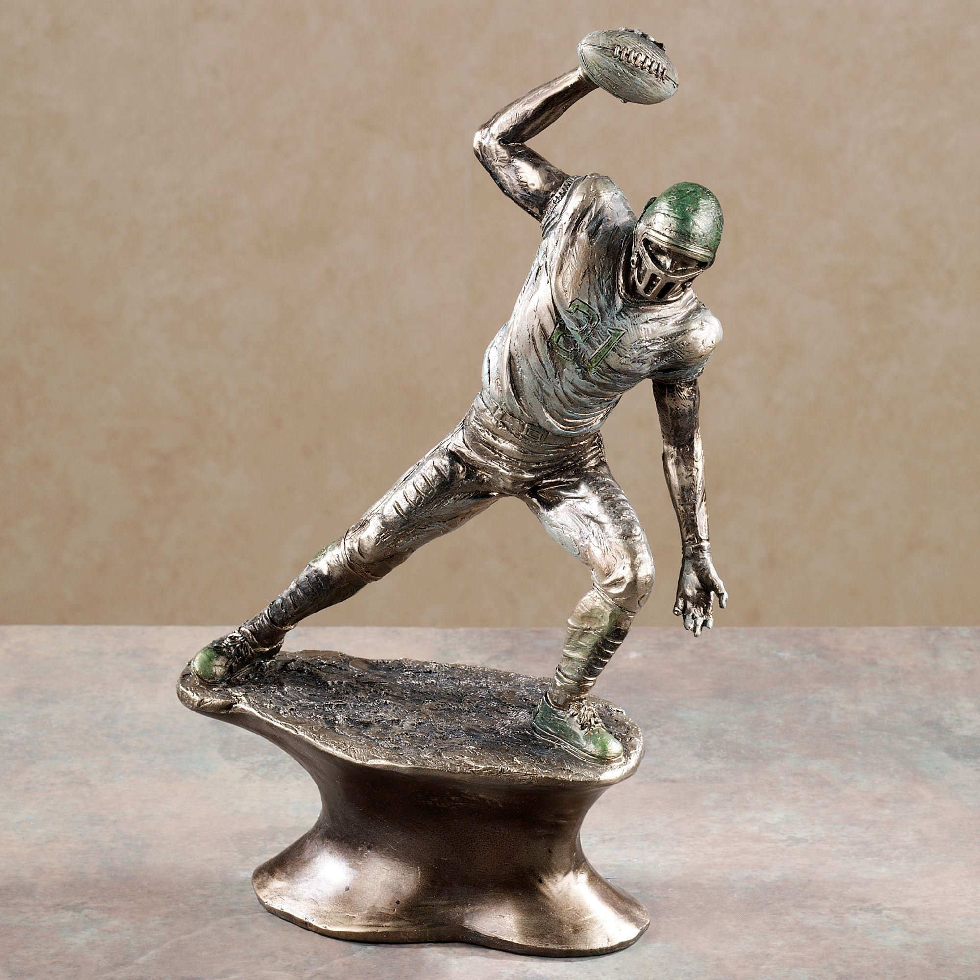 Play Hard Football Figurine