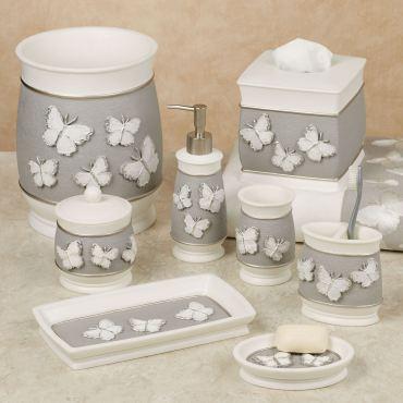 Yara Butterfly Bath Accessories