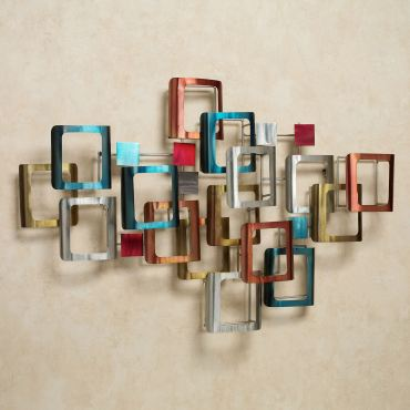 Retro Modo Wall Sculpture