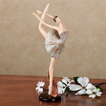 Lost in Motion Ballerina Figurine