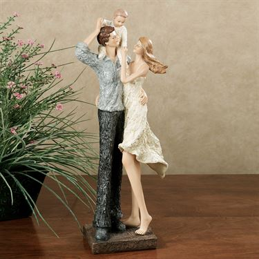 Treasured Family Moments Figurine
