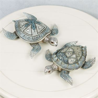 Sea Turtles Table Accent Set