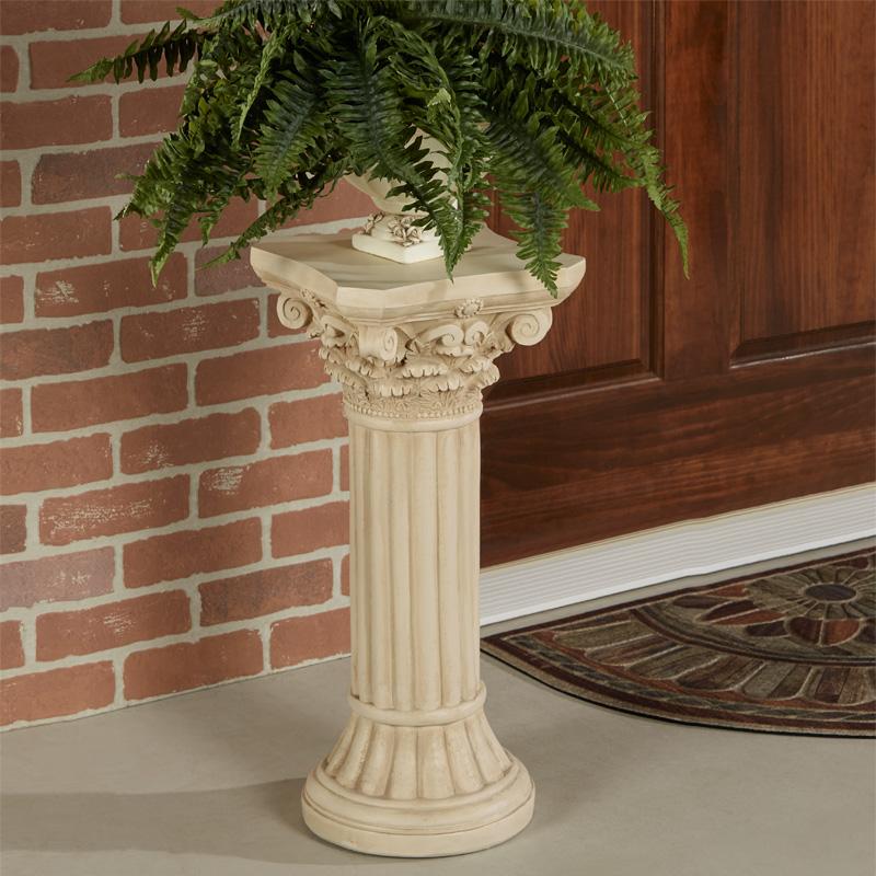 Corinthian Column Display Pedestal